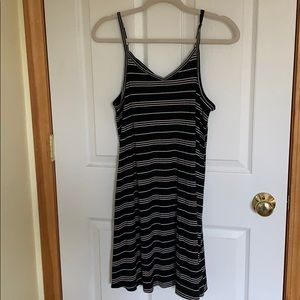 Striped Mossimo SwimSuit Coverup